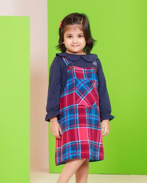 Picture of Girls Dungaree Set (3-6 Years)