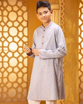 Picture of Boys Classic Kurta (11-14 Years)