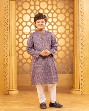 Picture of Boys Classic Kurta (7-10 Years)