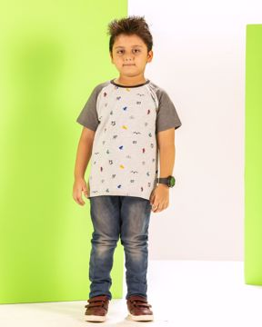 Picture of Boys Knit T-Shirt (7-10 Year)