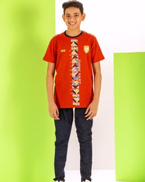 Picture of Boys Knit T-Shirt (11-12Y) (13-14Y)