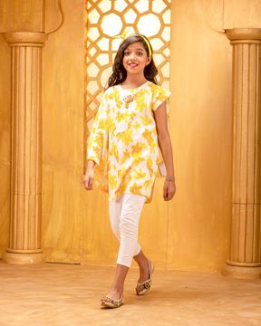 Picture of Girls Woven Kurti (7-10 Year)