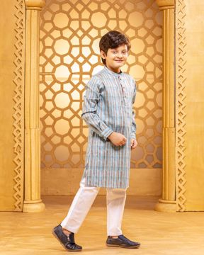 Picture of Boys Classic Kurta (3-6 Years)