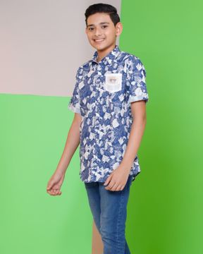Picture of Boys Knit Casual Shirt (3-6 Years)
