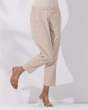 Picture of Womens Woven Pajama