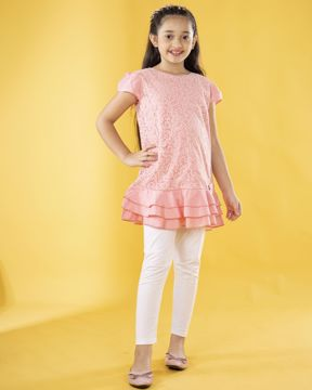 Picture of Girls Woven Frock (7-10 Year)