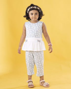 Picture of Girls Jumpsuit (3-6 Year)
