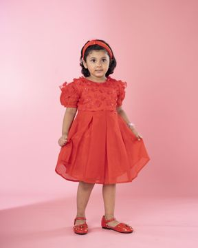 Picture of Girls Party Dress (3-6 Years)
