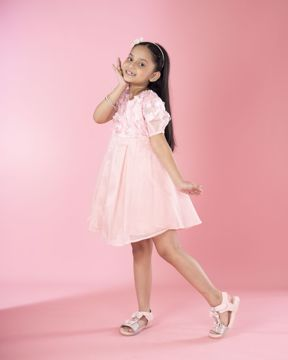 Picture of Girls Party Dress (7-10 years)