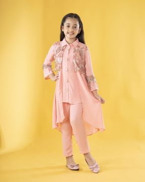 Picture of Girls Ethnic Suit  (7-10 Years)