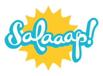 Salaaap! Logo