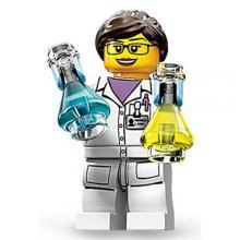 LEGO Minifigures Series 11, Female Scientist