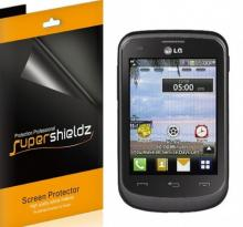 SUPERSHIELDZ HD Clear Screen Protector Shield For LG 306G / 305C