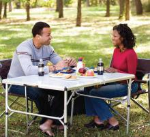 Coleman Pack-Away Folding Table
