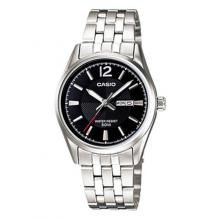 Casio Standard Women Silver Stainless Steel Strap Watch LTP-1335D-1AVDF