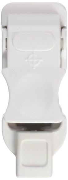 Ge Healthcare Marquette Mac Ecg Adaptor Clips - Model 9490-210 - Box of 10