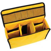 BBP DSLR Camera Insert, Make Your Own Camera Bag - Orange