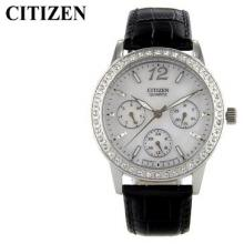 Citizen Oversized Chronograph Ladies Watch ED8090-11D