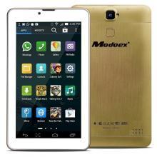 "Modoex M66 7"" 3G 8GB Dual Sim Cellular Tablet (Gold)"