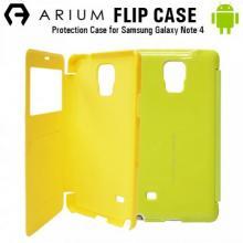 ARIUM FLIP CASE for Samsung Galaxy Note 4 Smartphone