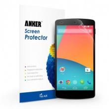 Anker High Definition Screen Protector for Google Nexus 5