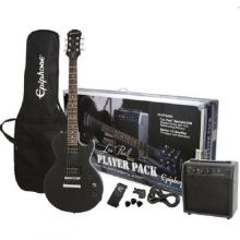 Epiphone Les Paul Special Electric Guitar Player Pack (Black)