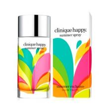 Clinique Happy Summer Spray 3.4 Oz Eau De Toilette Spray for Women