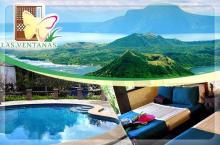 Accommodation with Breakfast & More for 2 to 4 at Las Ventanas Tagaytay starting at P1900 per night