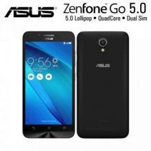 ASUS ZENFONE GO 5.0 smartphone | 1.2GHz Quad Core processor | 5.0-inch screen display [Black,White,Gold,Silver]