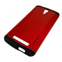 Slim Two Tone Hard TPU Case for Cherry Mobile Flare S Play (red)