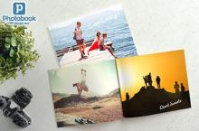 40-Page Softcover Photobook from Photobook Philippines starting at P199 instead of P1400