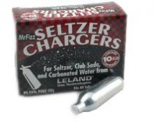Leland 8-gram CO2 Cartridges, 10ct
