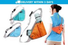Nationwide Delivery: Multi-functional Sports Shoulder Bag for P269 instead of P500 - Save 46%
