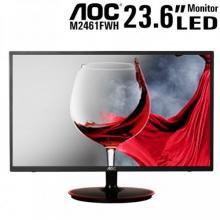AOC 23.6-inc LED Monitor (M2461FWH)