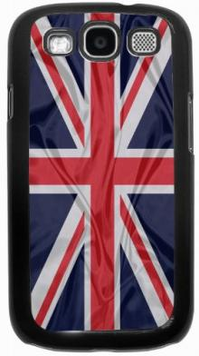 Rikki KnightTM Great Britain Flag Kindle® FireTM Notebook Case Black Faux Leather - Unisex - Ideal Gift for all occassions!