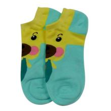 Fashionable Pikachu Print Low Cut Socks - Light Blue