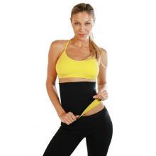 Hot Shaper Womens Shapewear for Belly (Black)