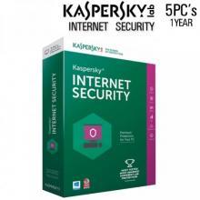 KASPERSKY Internet Security 2016 [5 User]