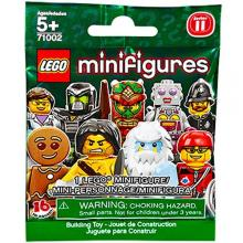 LEGO Series 11 Minifigures - Random Pack One (71002)
