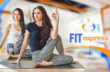 Keep your Body in Perfect Shape with 20 Class Passes at Fit Express for P4500 instead of P7500