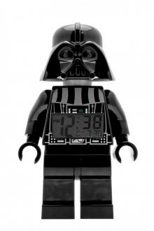 LEGO Kids' 9002113 Star Wars Darth Vader Mini-Figure Light Up Alarm Clock (9.5 Inches Tall)