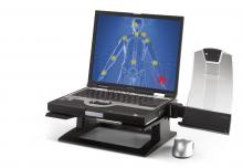 3M Adjustable Laptop Stand (LX500)