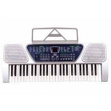 Davis D-669 54-Keys Digital Electronic Keyboard (Gray)