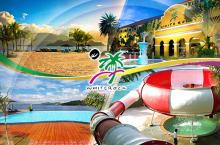 Accommodation, Water Park Access & More at Whiterock Beach Hotel & Waterpark Subic starting at P4999