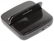 Samsung SM-EDD-D200BEGSTD Desktop Dock Station for Galaxy Phones - Retail Packaging - Black