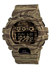 G-shock Casio Camouflage Limited Edition Watch GD-X6900CM-5DR