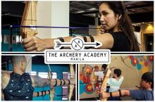 Take a 1-Hour Introductory Archery Lesson at The Archery Academy for P299 instead of P550