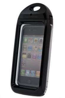 Aqua Box WaterProof Smartphone Device Case Series 100 - Black