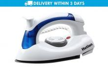 Free Delivery: Hetian Travel Palm-Sized Steam Iron for P549 instead of P1200 - Save 54%
