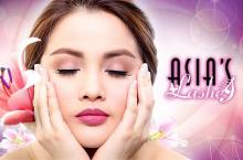 Elite Eyelash Extensions or Eyelash Perming at Asia`s Lashes Timog for P160 instead of P400 - Save 60%